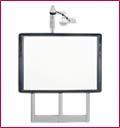 Adjustable Whiteboard System