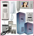 Basic access control security alarm system