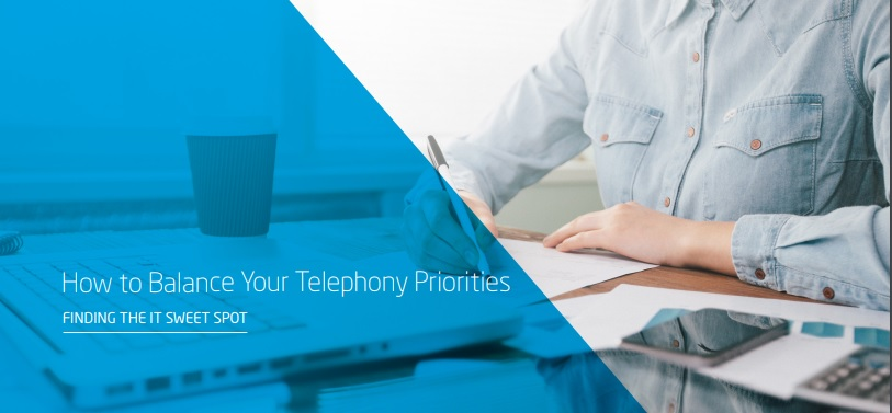 Balance your telephony priorities