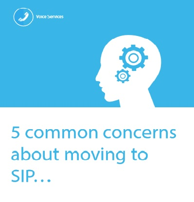 Concerns about moving to SIP