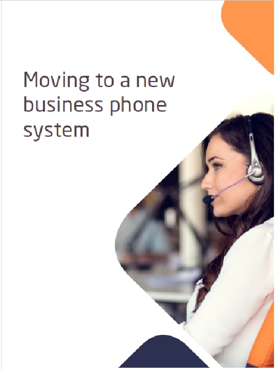 Moving to a new business phone system