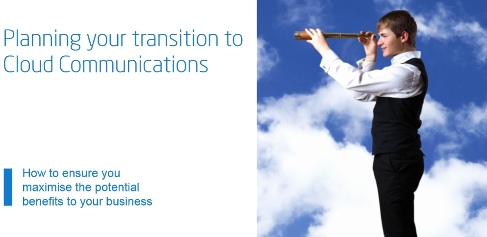 planning transition to cloud