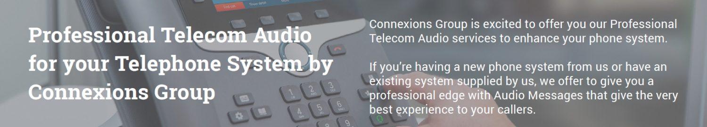 professional telecom audio