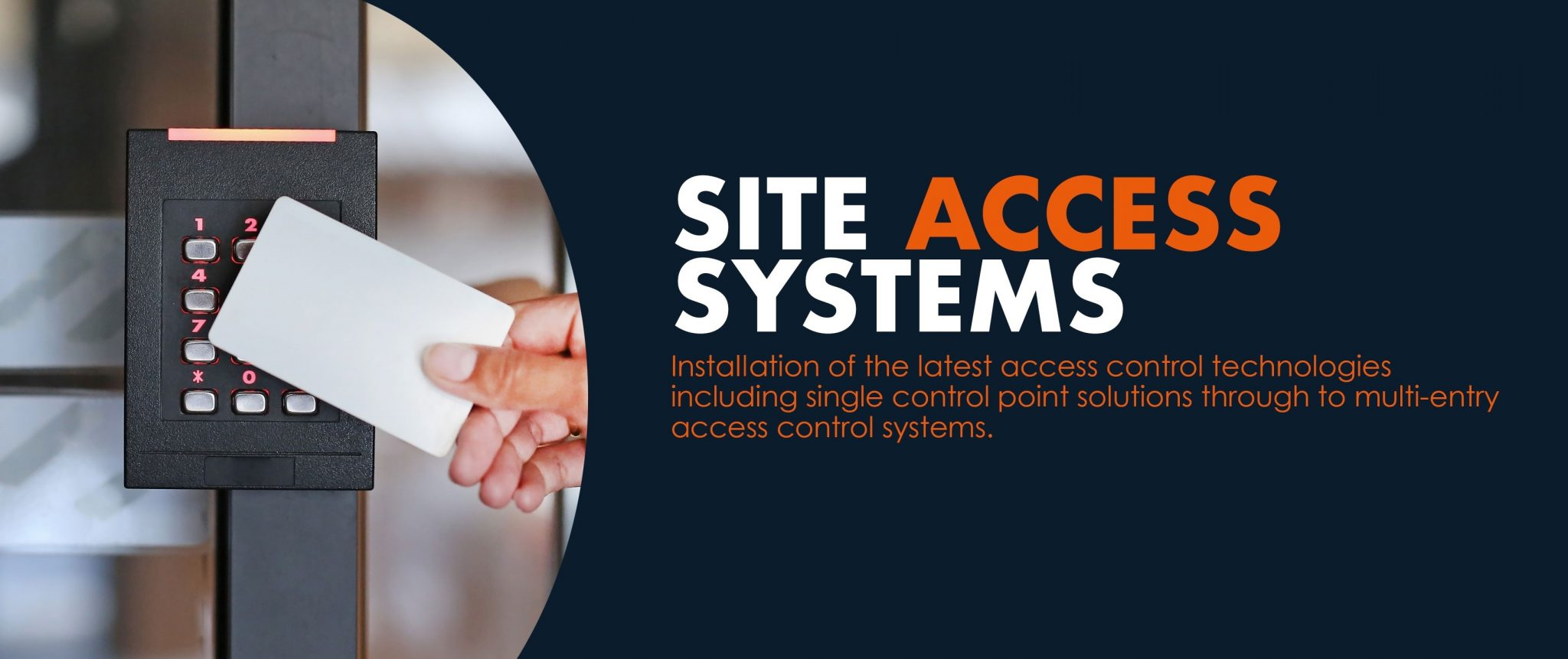 site access systems